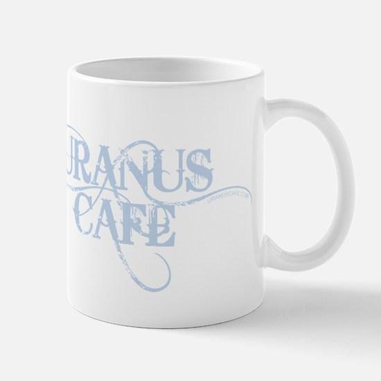 uranus cafe centered copy Mug