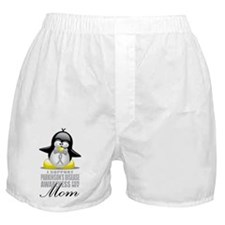 Paekinsons-Penguin-for-Mom Boxer Shorts