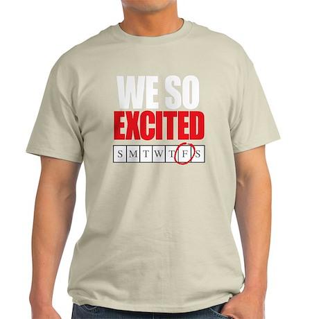 Friday art reversed Light T-Shirt