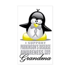 Paekinsons-Penguin-for-Grandma Decal