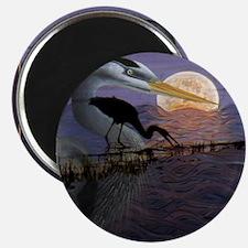 Blue_Moon_KlineSq Magnet