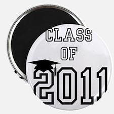Classof2011forcolor Magnet