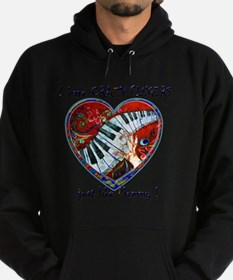 CRAZY FINGERS like Mommy Hoodie