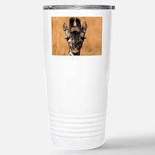 Baby Giraffe 12.1x6.1 Travel Mug