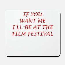 film festival Mousepad