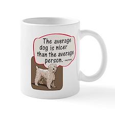 Average Dog-  Mug