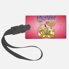 Pass Over Seder-Yardsign Luggage Tag