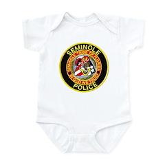 Seminole Police Infant Bodysuit