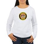 Seminole Police Women's Long Sleeve T-Shirt