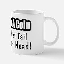 zazzleblack2 Small Small Mug