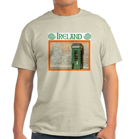 Scott Designs Ash Grey T-Shirt