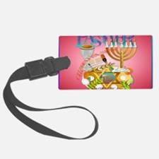 Calender Pass Over Seder Luggage Tag