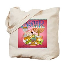 Calender Pass Over Seder Tote Bag
