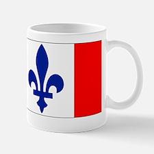 French Canadian Genealogy Mug