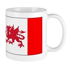 Welsh Canadian Genealogy Mug