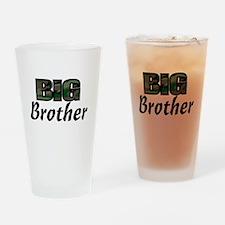 CamoBigBrother2 Drinking Glass