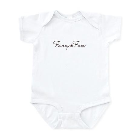 DOOL - Fancy Face Infant Bodysuit