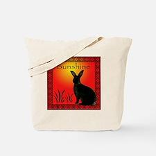 BunshineTShirt Tote Bag