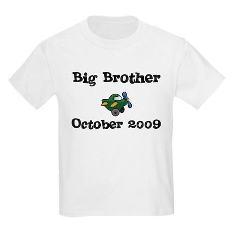 Big Brother October 2009 Kids Tee