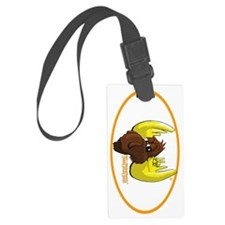 MelloMooseMedia(sticker-trucker) Luggage Tag