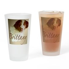 Brittany Background Drinking Glass