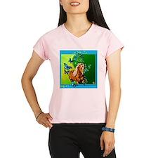 PalominoButterflies1 Performance Dry T-Shirt