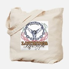 lowrider life Style Tote Bag