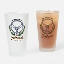 cultural lifestyle Drinking Glass