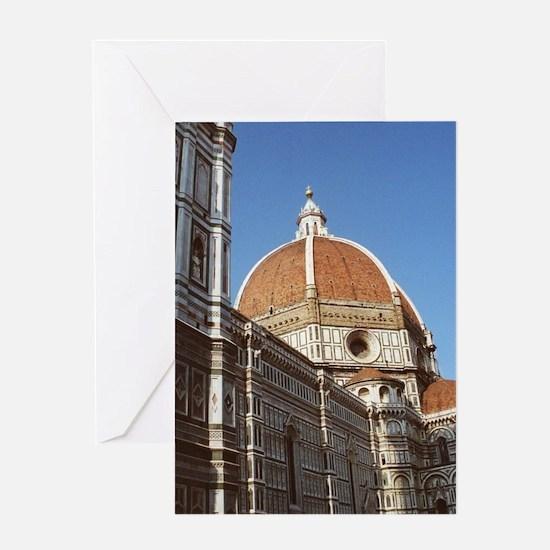 Florence Italy Souvenir Greeting Card
