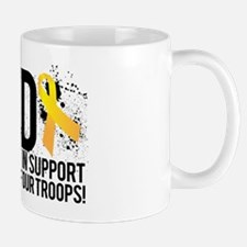 Red4OurTroops Mug