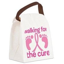 Walking Cure Canvas Lunch Bag