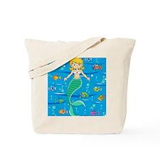 Mermaid Pad2 Tote Bag