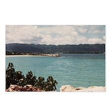 FREE_BEACH_MONTEGO BAY_JA Postcards (Package of 8)