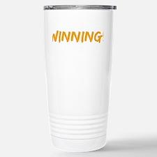 winning brackets_dark Travel Mug