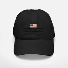 license-plate_3-11_04 Baseball Hat