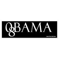 Barack Obama for President! Bumper Bumper Sticker