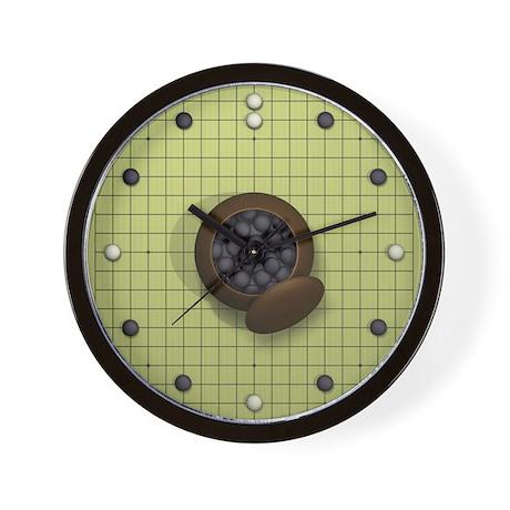 Goban Wall Clock