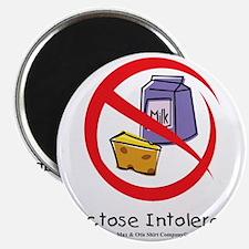 lactose-intolerant Magnet