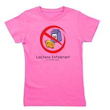 lactose-intolerant Girl's Tee
