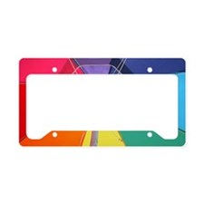 DayDreams License Plate Holder