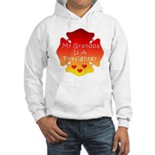 Firefighter Grandfather Hoodie