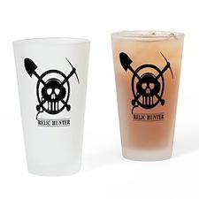 coilbones-SHADOW Drinking Glass
