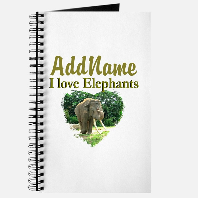 LOVE ELEPHANTS Journal