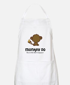 monkey-do-2 Apron