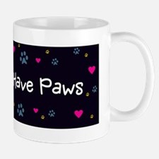 All My Kids Have Paws Small Small Mug