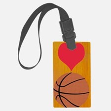 Love Basketball Itouch2 Itouch4  Luggage Tag