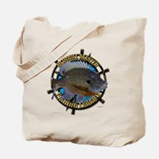 Bluegill Master Tote Bag