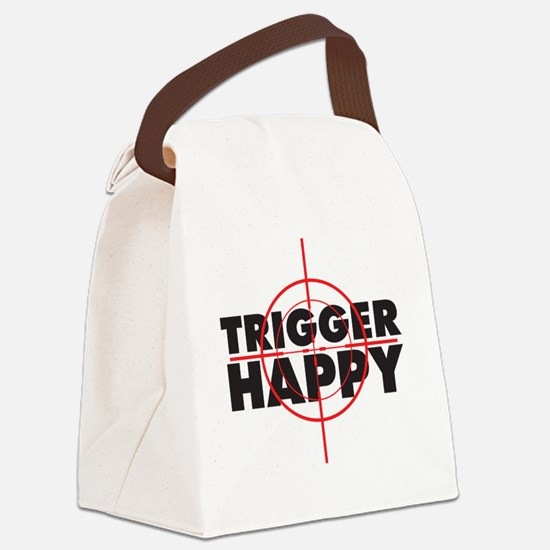 triggerhappy Canvas Lunch Bag