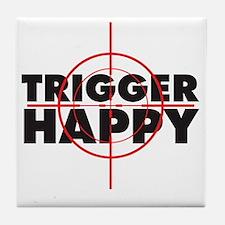 triggerhappy Tile Coaster