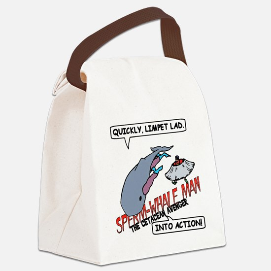 swmaction3 Canvas Lunch Bag